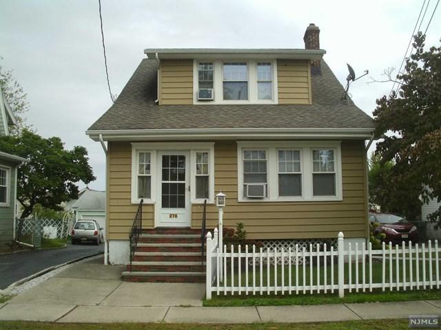 278 Hornblower Avenue, Belleville, NJ 07109 (MLS #1841981) :: William Raveis Baer & McIntosh