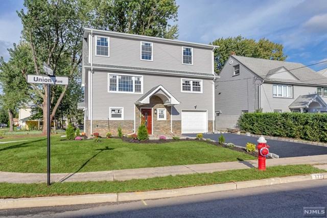 177 Union Avenue, Wood Ridge, NJ 07075 (MLS #1842240) :: William Raveis Baer & McIntosh