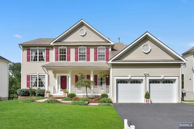 420 Rock Ridge Road, Jefferson Township, NJ 07849 (MLS #1842346) :: William Raveis Baer & McIntosh