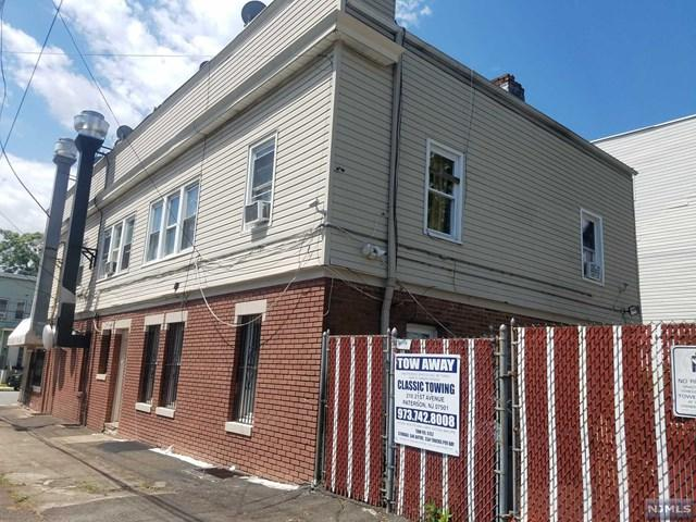 267-269 9th Avenue, Paterson, NJ 07524 (#1842540) :: Group BK