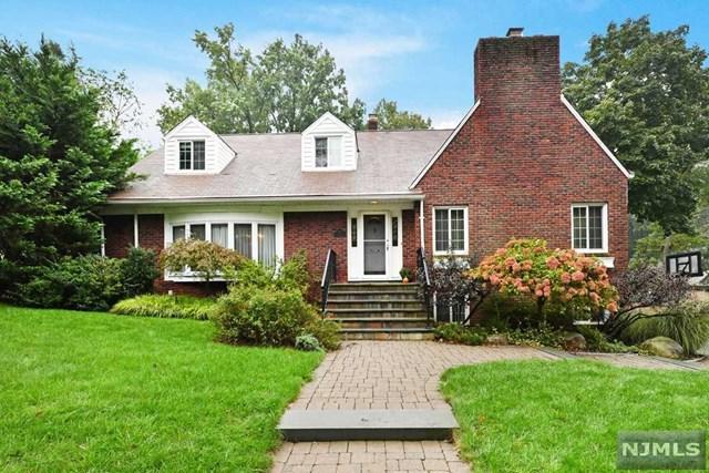 160 Canterbury Drive, Ramsey, NJ 07446 (MLS #1843034) :: William Raveis Baer & McIntosh
