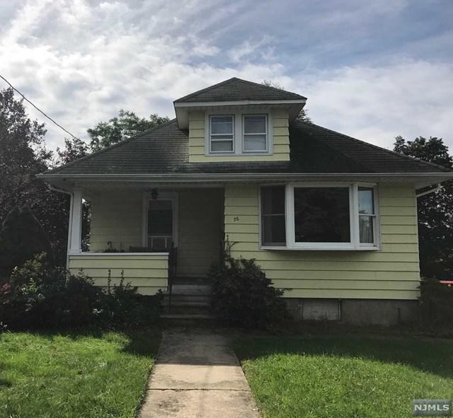 76 Highland Avenue, Midland Park, NJ 07432 (MLS #1843082) :: The Dekanski Home Selling Team