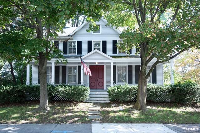 26 Mechanic Street, Ramsey, NJ 07446 (MLS #1843168) :: William Raveis Baer & McIntosh