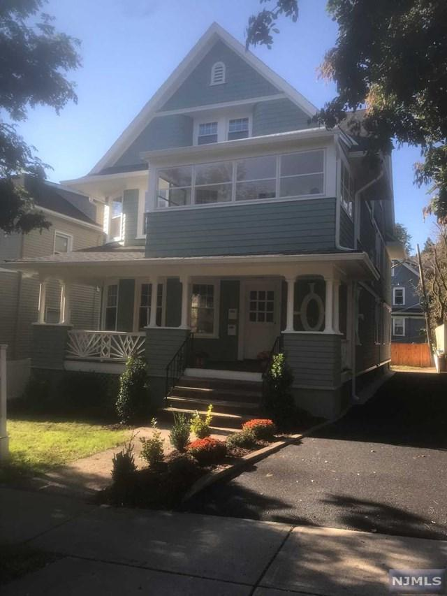 4 Club Street, Montclair, NJ 07042 (MLS #1843232) :: William Raveis Baer & McIntosh