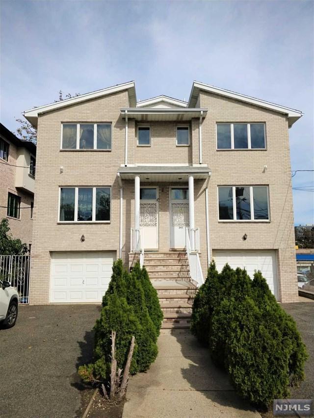 243 Hoym Street, Fort Lee, NJ 07024 (MLS #1843427) :: The Dekanski Home Selling Team