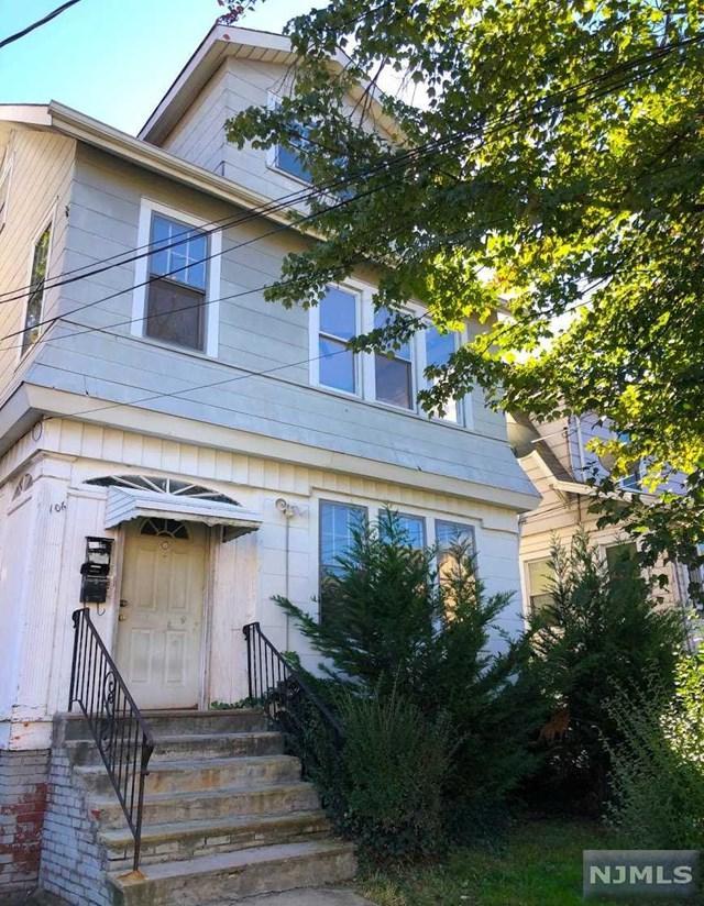 106 Melrose Avenue, Irvington, NJ 07111 (MLS #1843455) :: William Raveis Baer & McIntosh