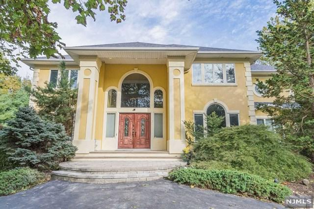 55 Crocker Mansion Drive, Mahwah, NJ 07430 (MLS #1843941) :: The Dekanski Home Selling Team