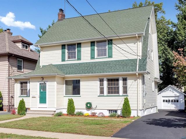 317 Hamilton Avenue, Hasbrouck Heights, NJ 07604 (MLS #1843942) :: William Raveis Baer & McIntosh