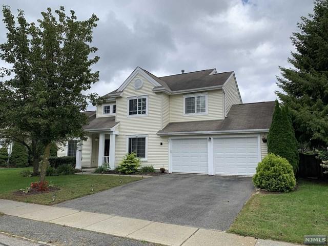 7 Mansfield Way, Jefferson Township, NJ 07438 (#1844141) :: RE/MAX Properties