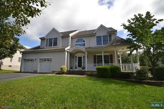 68 Lazarus Drive, Roxbury Township, NJ 07852 (MLS #1845044) :: William Raveis Baer & McIntosh