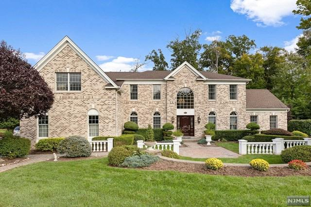 6 Mulholland Drive, Woodcliff Lake, NJ 07677 (MLS #1845334) :: The Dekanski Home Selling Team