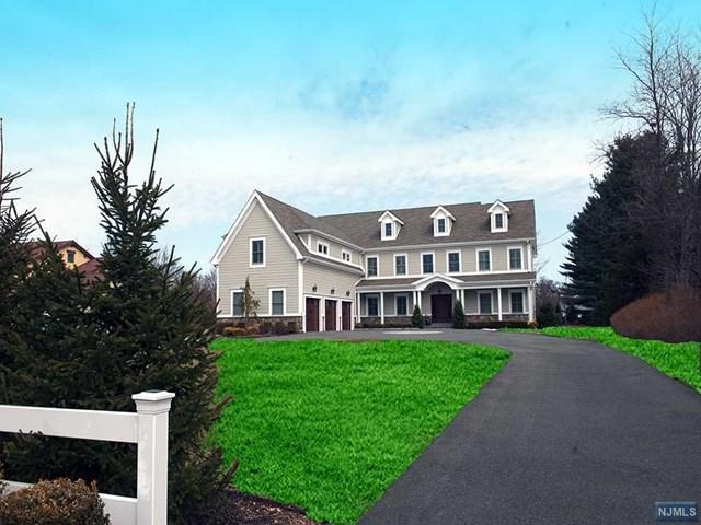 1025 Franklin Lakes Road, Franklin Lakes, NJ 07417 (#1845509) :: Group BK