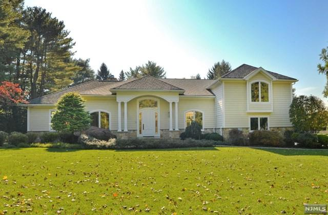 8 Blueberry Hill, Upper Saddle River, NJ 07458 (#1845611) :: RE/MAX Properties