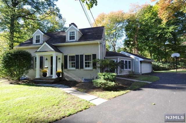 21 Cleverdon Road, Ho-Ho-Kus, NJ 07423 (#1845725) :: RE/MAX Properties