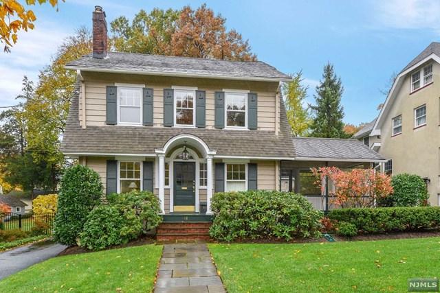 12 Wellesley Road, Montclair, NJ 07043 (#1846081) :: RE/MAX Properties