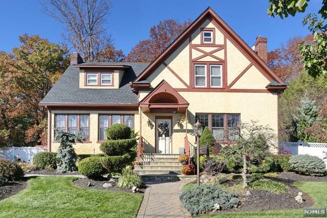 481 1st Street, Oradell, NJ 07649 (#1846561) :: RE/MAX Properties