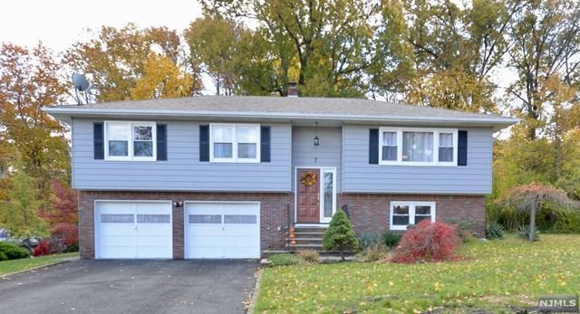 7 Mountain Ridge Drive, Wayne, NJ 07470 (#1846738) :: RE/MAX Properties