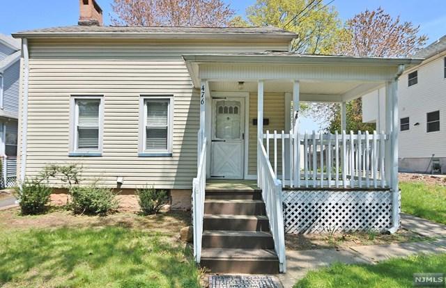 476 Kingsland Street, Nutley, NJ 07110 (MLS #1846826) :: William Raveis Baer & McIntosh