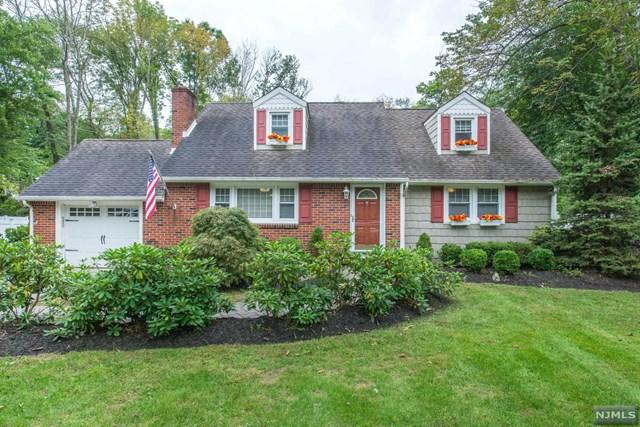 91 Taylortown Road, Montville Township, NJ 07045 (#1846882) :: Group BK