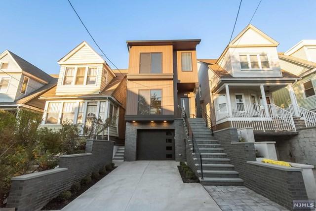 152 Beach Street #1, Jersey City, NJ 07307 (MLS #1846937) :: The Sikora Group