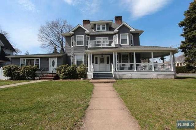 163 Terrace Avenue, Hasbrouck Heights, NJ 07604 (MLS #1846958) :: William Raveis Baer & McIntosh
