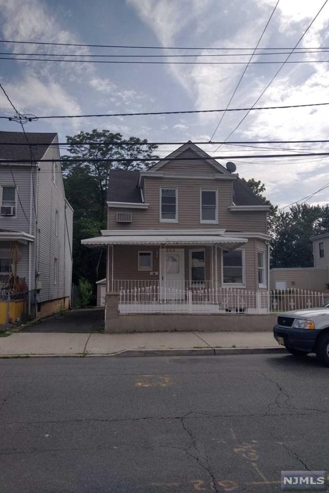 343 W Clinton Street, Haledon, NJ 07508 (MLS #1846964) :: The Dekanski Home Selling Team