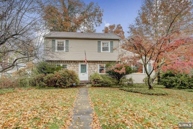 99 Houston Place, Haworth, NJ 07641 (MLS #1847104) :: William Raveis Baer & McIntosh
