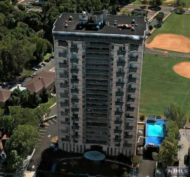 160 Overlook Avenue #9E2, Hackensack, NJ 07601 (#1847379) :: RE/MAX Properties