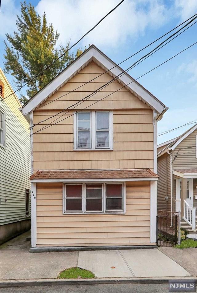 576 Nassau Street, Orange, NJ 07050 (MLS #1847435) :: William Raveis Baer & McIntosh