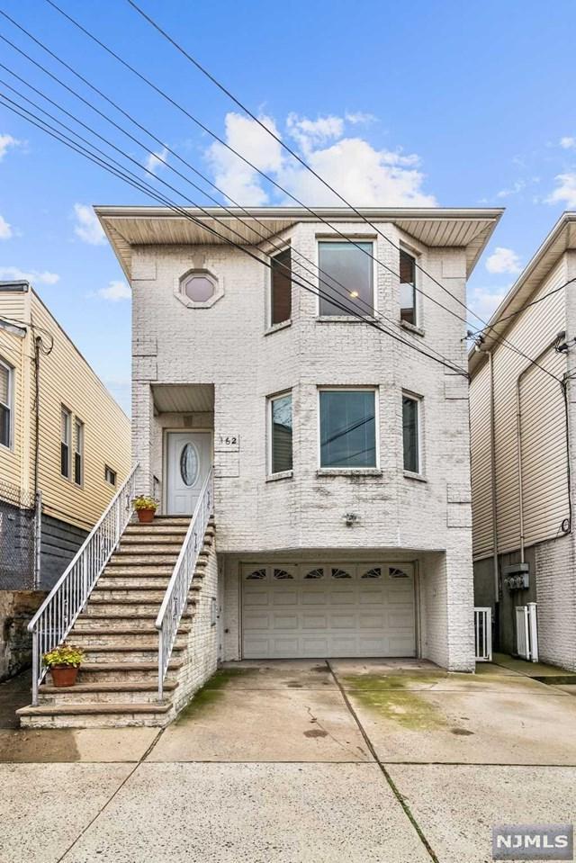 162 W 53rd Street, Bayonne, NJ 07002 (MLS #1847470) :: The Sikora Group