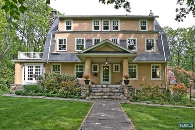 5 Crestview Road, Mountain Lakes Boro, NJ 07046 (#1847610) :: Group BK