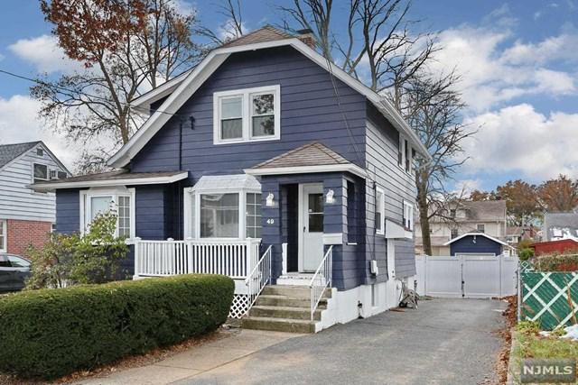 49 Oldis Street, Rochelle Park, NJ 07662 (MLS #1847661) :: William Raveis Baer & McIntosh