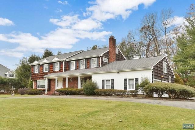 315 Feather Lane, Franklin Lakes, NJ 07417 (MLS #1849624) :: William Raveis Baer & McIntosh