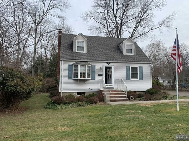 332 Maple Street, Ramsey, NJ 07446 (#1849660) :: Berkshire Hathaway HomeServices Abbott Realtors