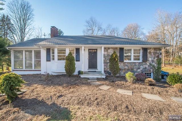 537 E Saddle River Road, Upper Saddle River, NJ 07458 (#1850181) :: Berkshire Hathaway HomeServices Abbott Realtors
