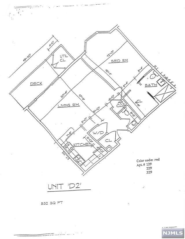 401 Dercole Court #329, Norwood, NJ 07648 (MLS #1851172) :: William Raveis Baer & McIntosh