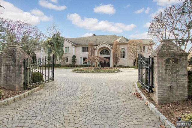 43 Buckingham Drive, Alpine, NJ 07620 (MLS #1902251) :: William Raveis Baer & McIntosh