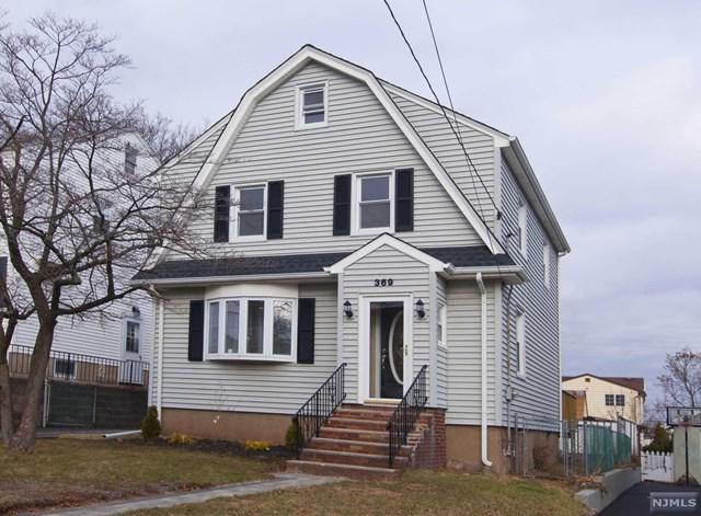 369 Sussex Road, Wood Ridge, NJ 07075 (MLS #1902568) :: William Raveis Baer & McIntosh