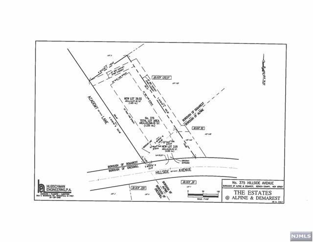 375 Hillside Avenue, Demarest, NJ 07627 (#1902619) :: Group BK
