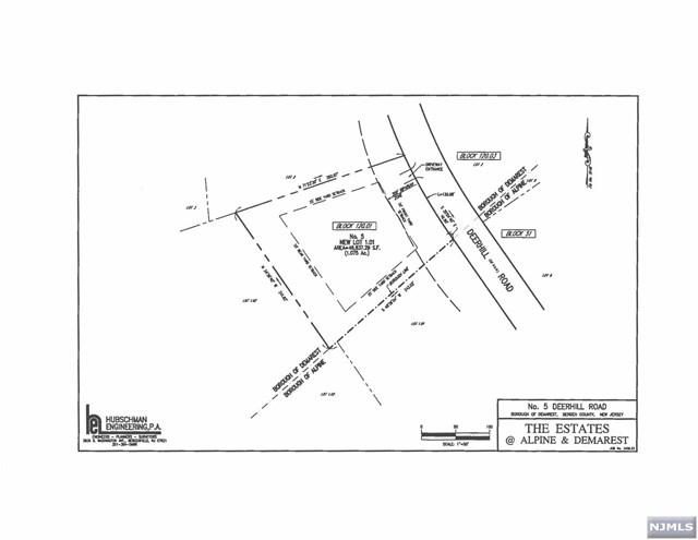 5 Deerhill Road, Demarest, NJ 07627 (#1902620) :: Group BK