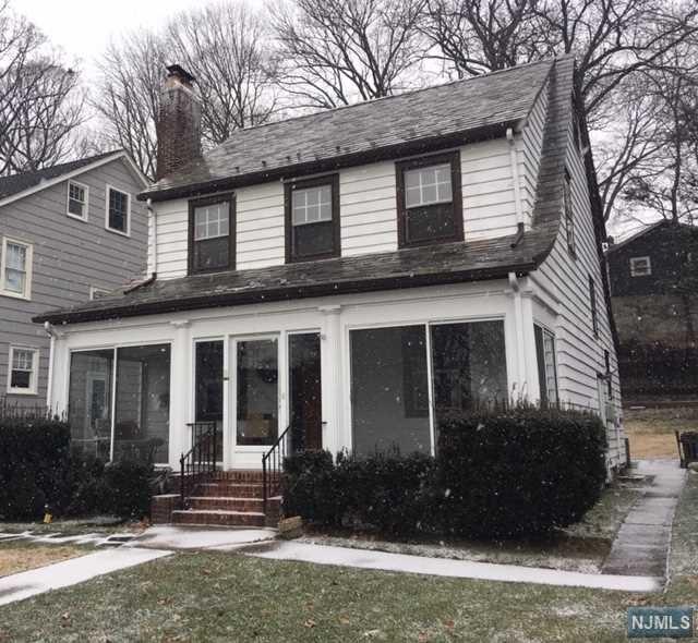 44 Chapman Place, Glen Ridge, NJ 07028 (MLS #1903666) :: William Raveis Baer & McIntosh