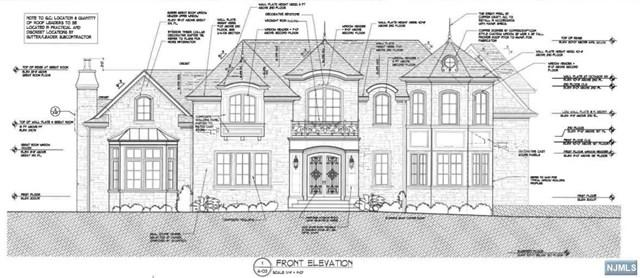 316 E Saddle River Road, Upper Saddle River, NJ 07458 (#1904615) :: Berkshire Hathaway HomeServices Abbott Realtors