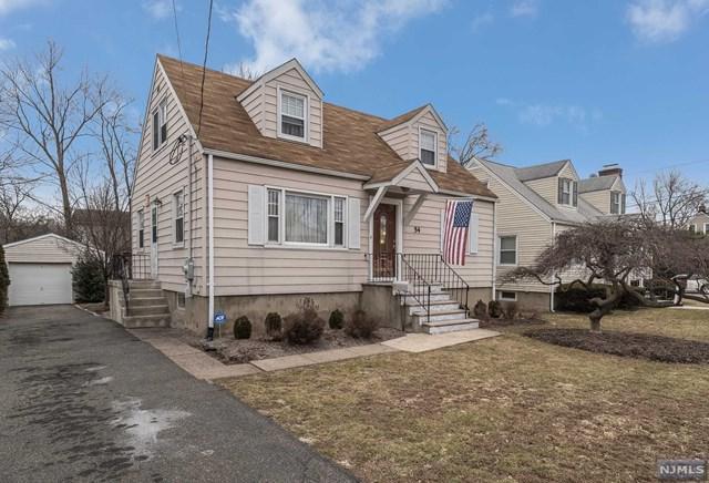 54 Stonybrook Road, West Caldwell, NJ 07006 (MLS #1905323) :: William Raveis Baer & McIntosh