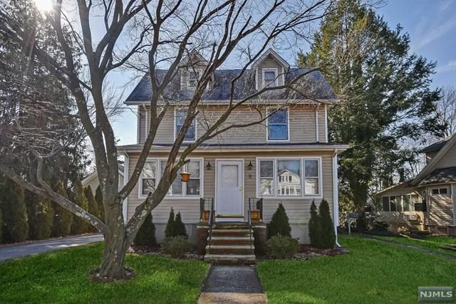 8 Ward Place, Caldwell, NJ 07006 (MLS #1905424) :: William Raveis Baer & McIntosh
