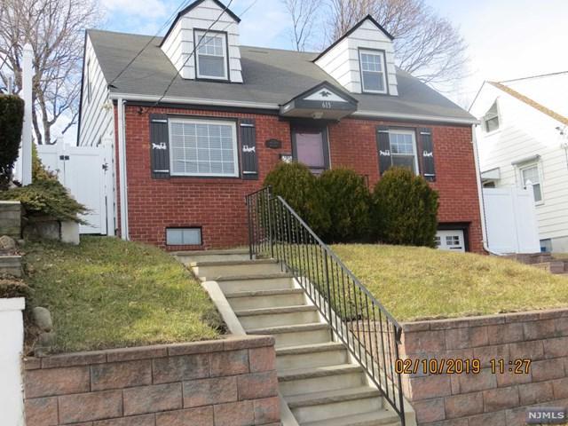 615 3rd Street, Lyndhurst, NJ 07071 (MLS #1905603) :: William Raveis Baer & McIntosh