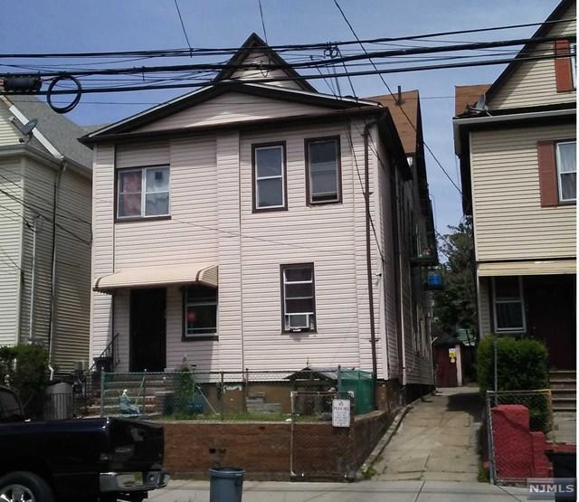 86 Sherman Street, Passaic, NJ 07055 (MLS #1905685) :: William Raveis Baer & McIntosh