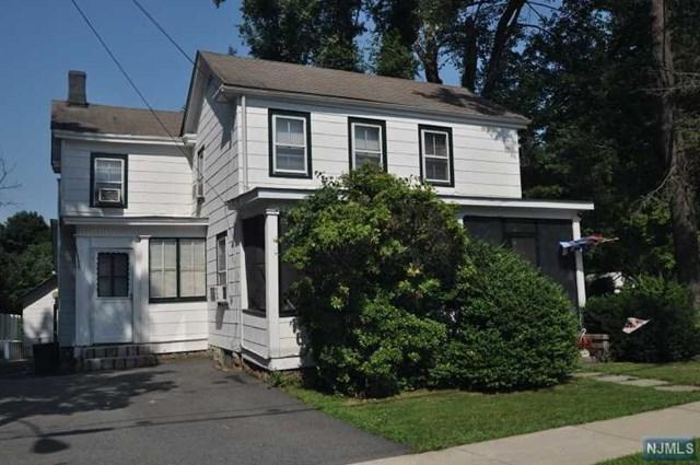 122 Chestnut Street, Boonton Town, NJ 07005 (MLS #1905794) :: William Raveis Baer & McIntosh