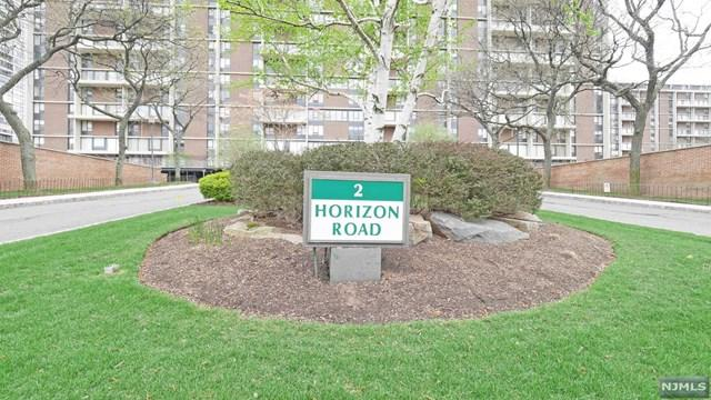 2 Horizon Road #1016, Fort Lee, NJ 07024 (MLS #1905899) :: William Raveis Baer & McIntosh