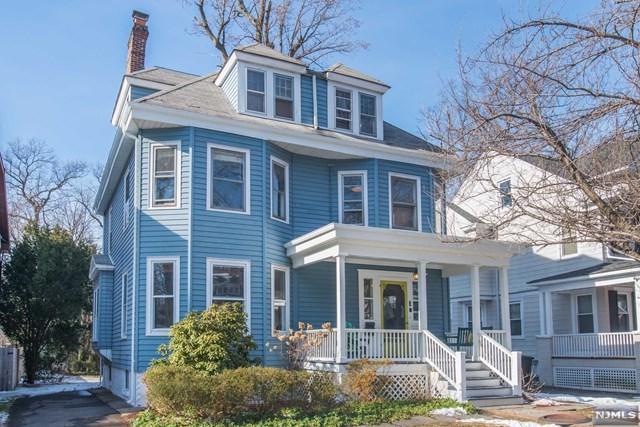 8 Hamilton Road, Glen Ridge, NJ 07028 (MLS #1906079) :: William Raveis Baer & McIntosh