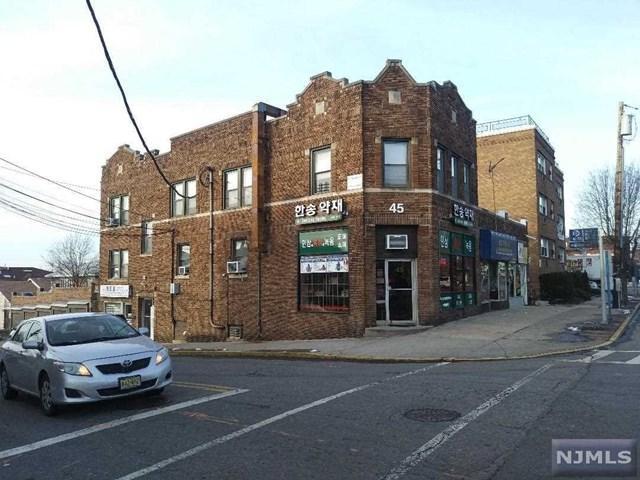 45-49 Broad Avenue, Palisades Park, NJ 07650 (#1906153) :: Group BK